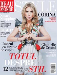 Corina - Vesta Gipsy si rochie Lolita Rock